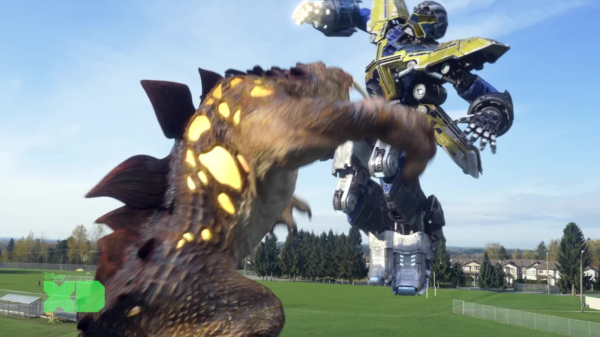 Robot kontra potwór