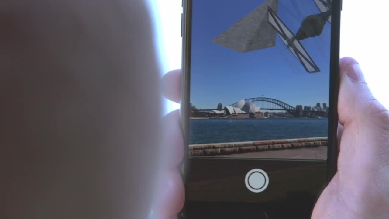 Find The Force At The Sydney Harbour Bridge