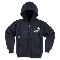 Mickey Mouse and Friends Pirates of the Caribbean Zip Hoodie for Boys