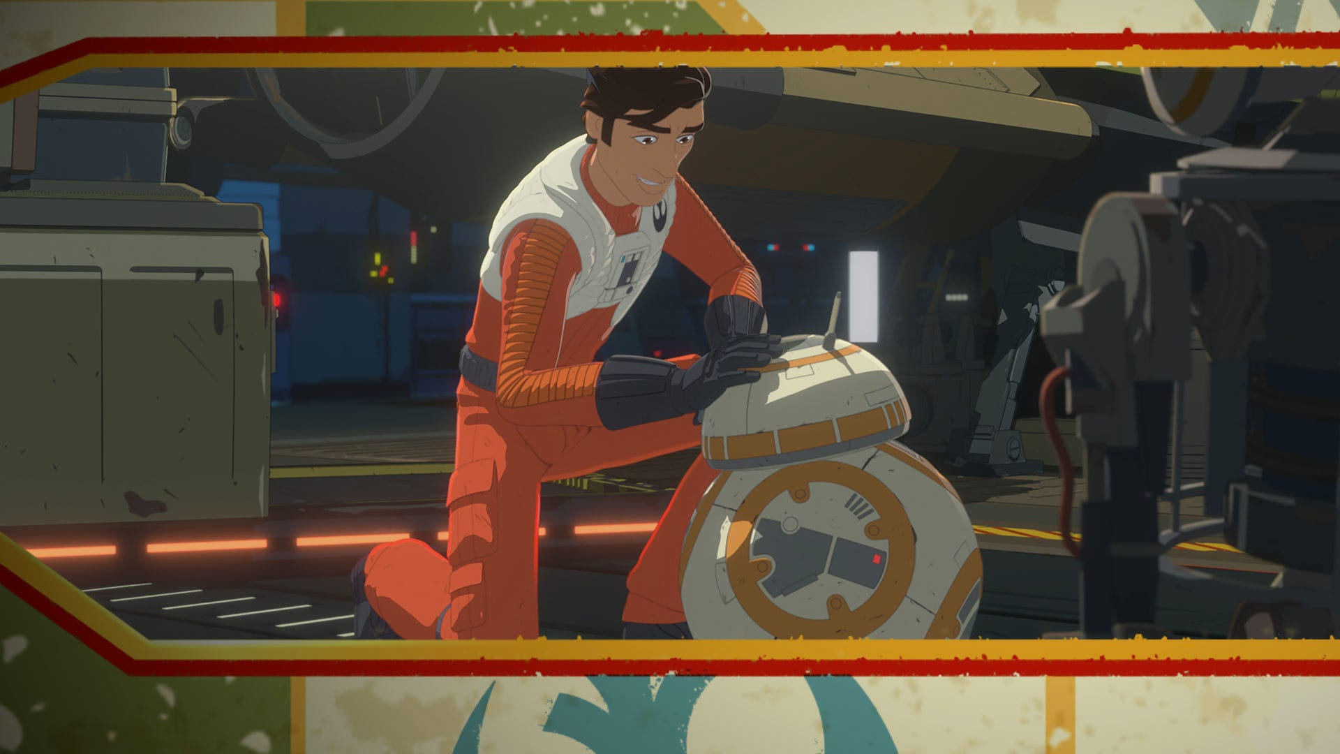 """The Core Problem"" - Bucket's List: Star Wars Resistance"