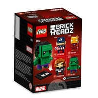 Image of Hulk BrickHeadz Figure by LEGO # 3