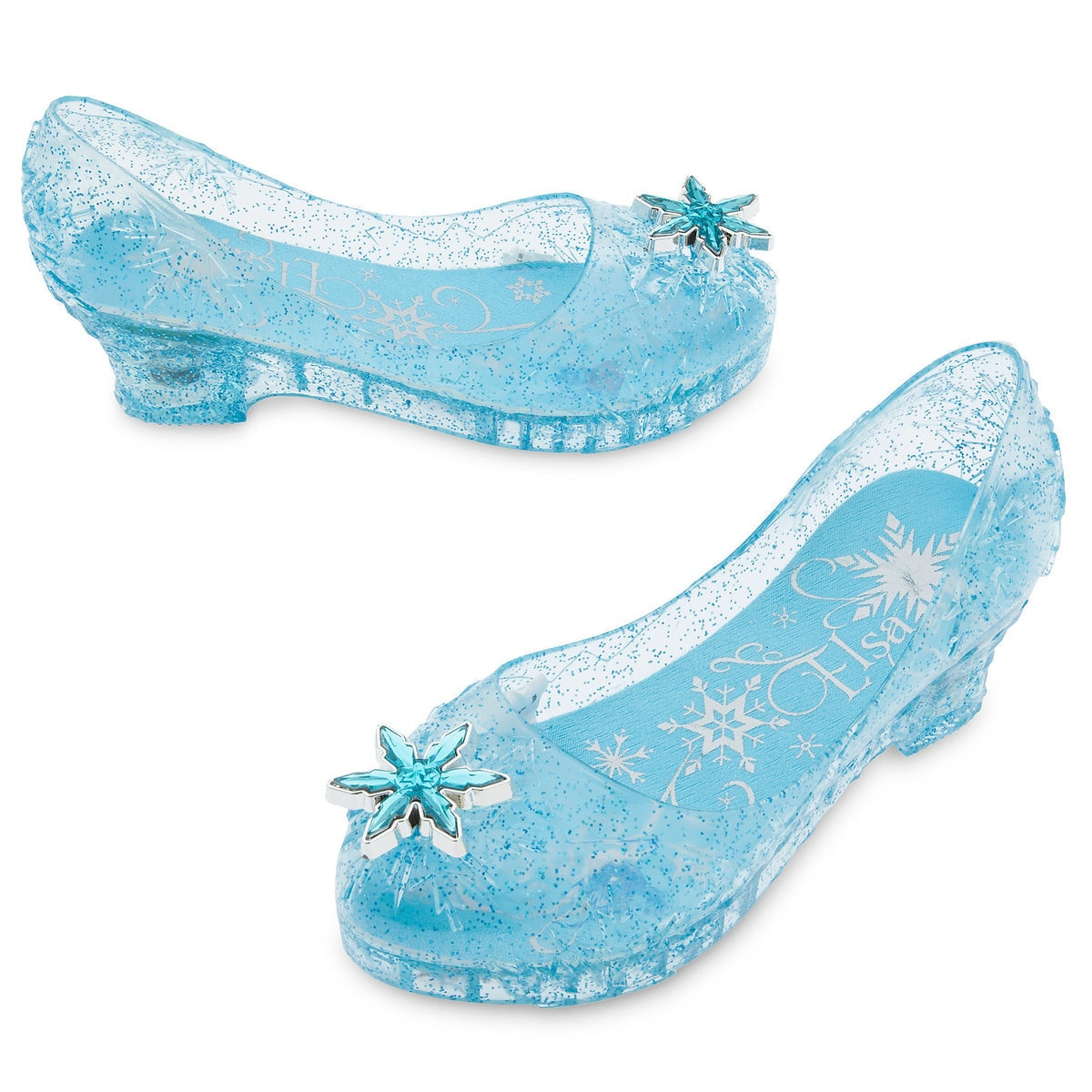 7db91c8d76fc Product Image of Frozen Light-Up Costume Shoes for Kids # 1