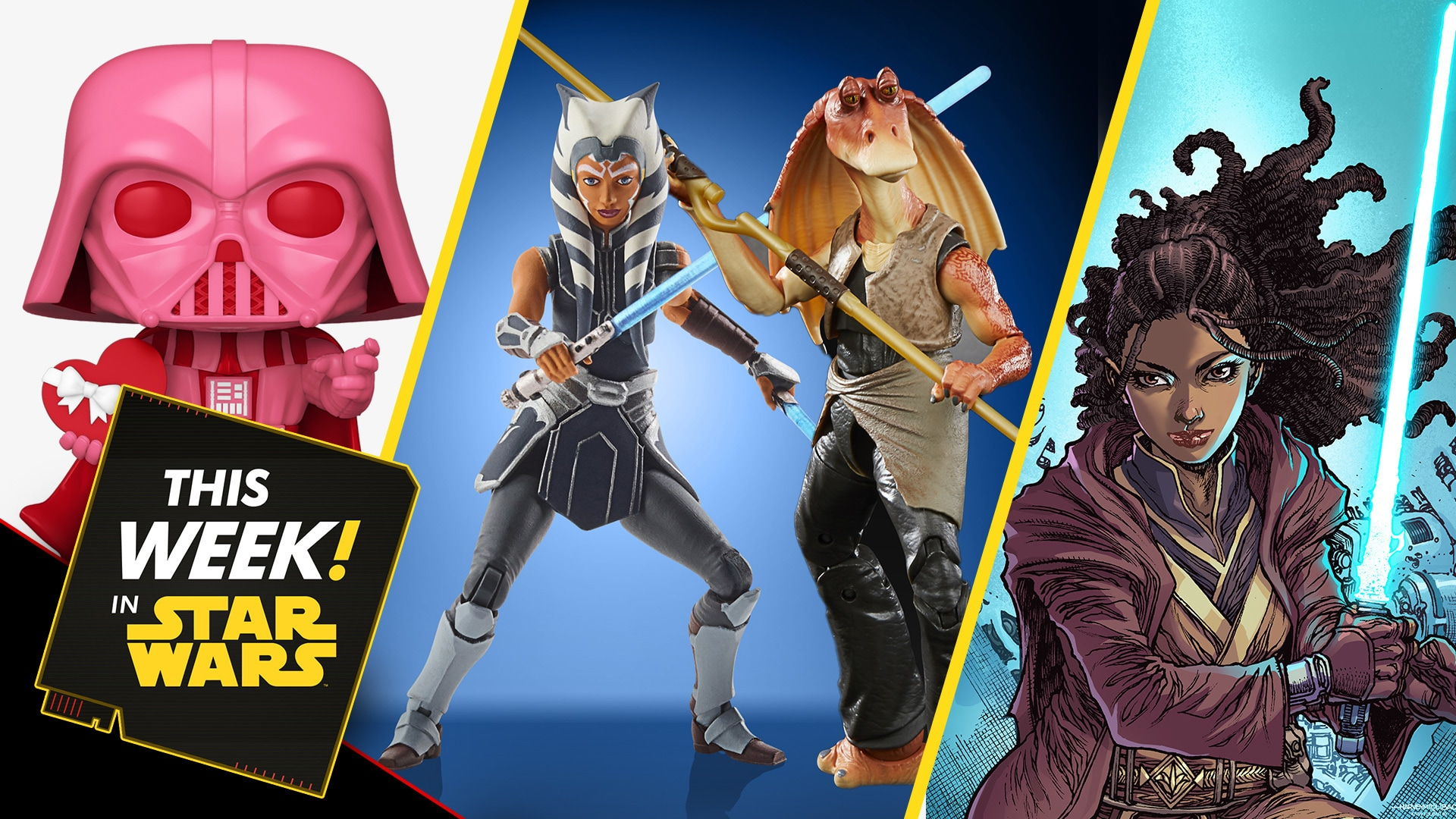 Star Wars: The High Republic Exclusive Look, Jedi Buckets of Blood, and More!