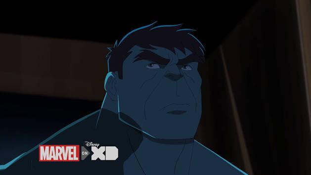 Avengers Assemble - Sterk, grønn og egenrådig