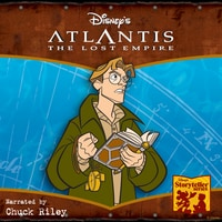 Atlantis: The Lost Empire Storyteller