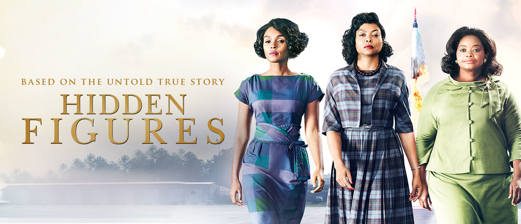 Hidden Figures | 20th Century Studios Family