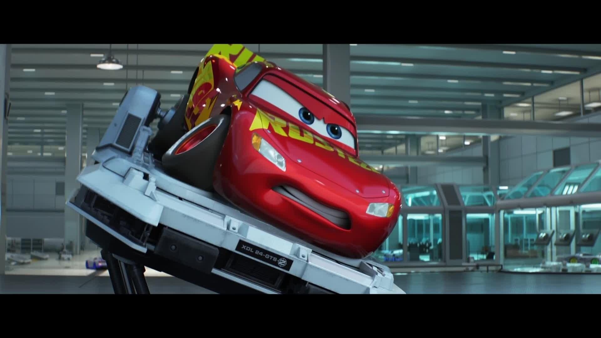 Cars 3 - Reportage : Les nouvelles technologies