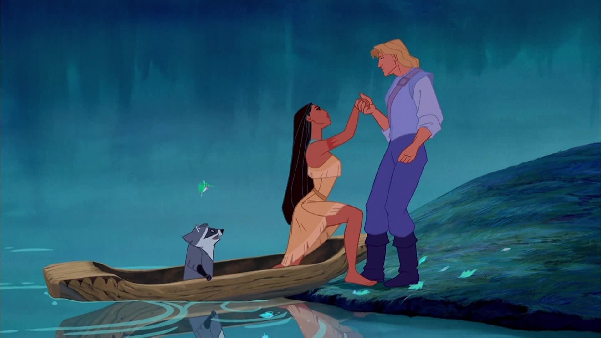Disney Signes - Pocahontas
