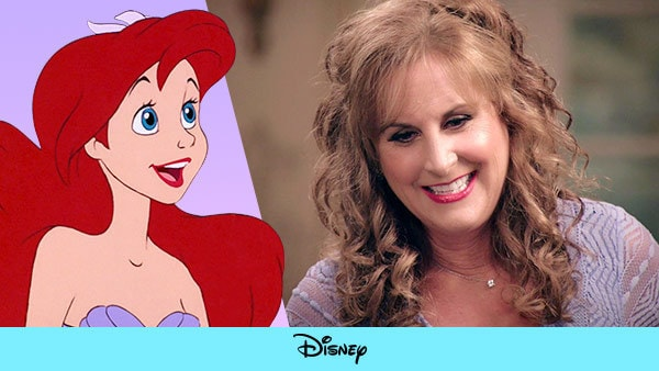 "Alan Menken and Jodi Benson Reflect on ""Part of Your World"""