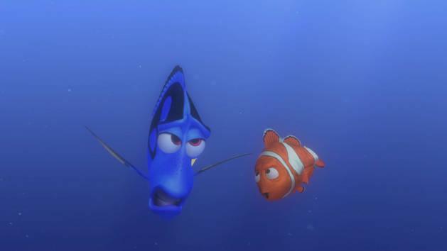 Hablando cetáceo - Buscando a Nemo