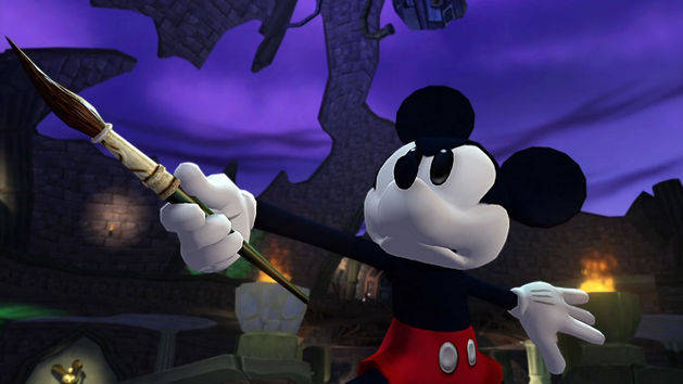 Disney Epic Mickey 2 Trailer