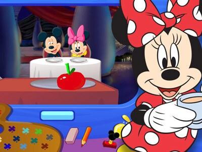Mickey's Magische Tekening