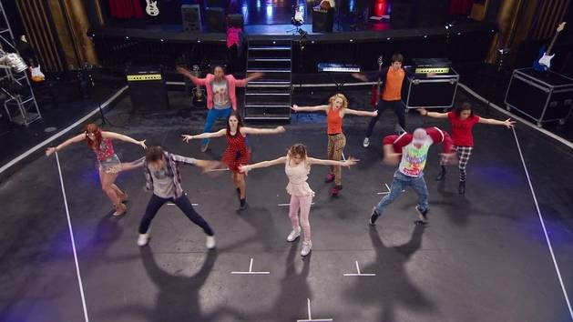 Supercreativa – Video musical – Violetta