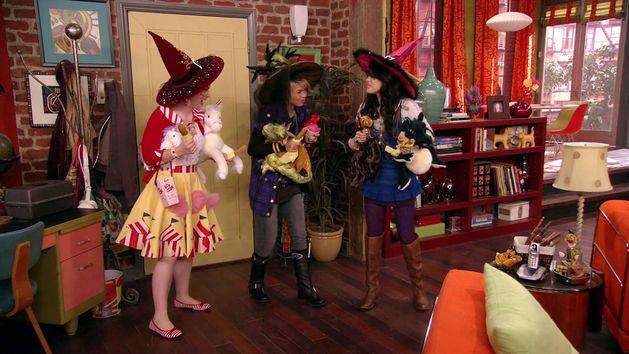 """Episodio 63: """"La tercera rueda"""" - Los Hechiceros de Waverly Place"""
