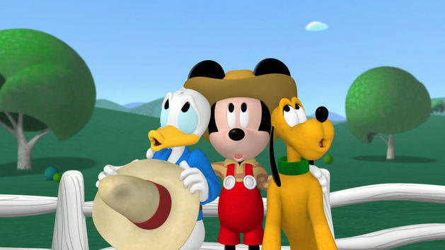Music Video Mickey And Donald Have A Farm Mickey Mouse