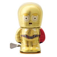 Image of C-3PO Wind-Up Toy - 4'' - Star Wars # 1