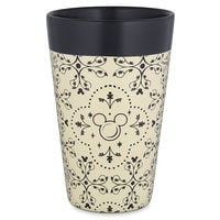 Mickey Mouse Icon Mug - Disney Dining Collection - Black / White