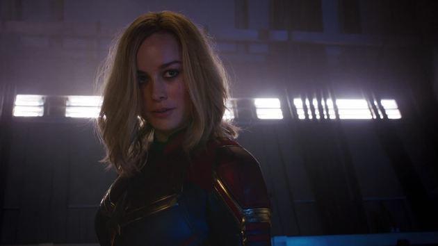 "Marvel Studios' Captain Marvel – ""Big Game"" TV Spot"