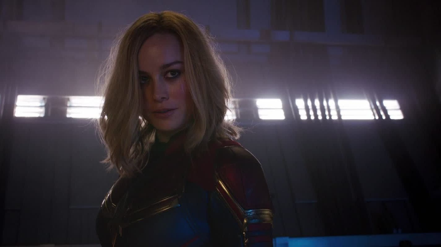 "Marvel Studios' Captain Marvel – ""Big Game"" TV Spot"