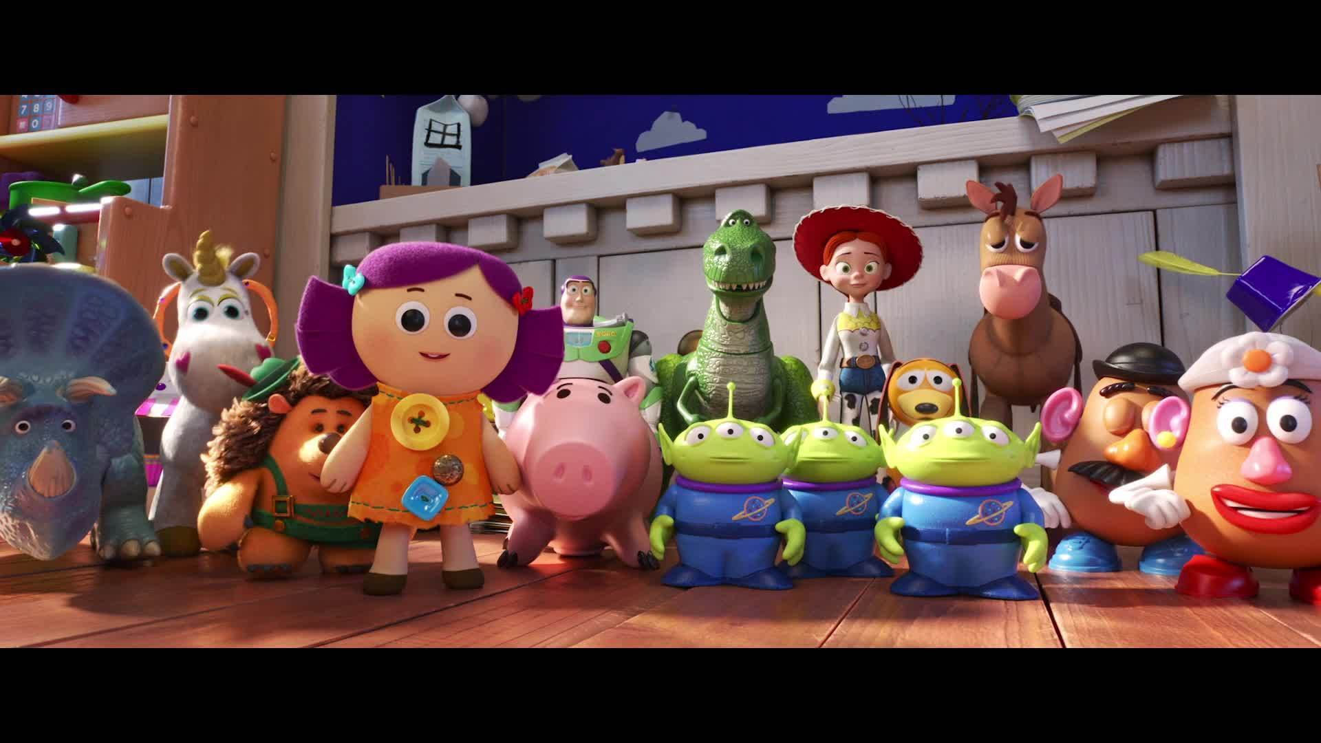 Toy Story 4 | Old Friends, New Adventures