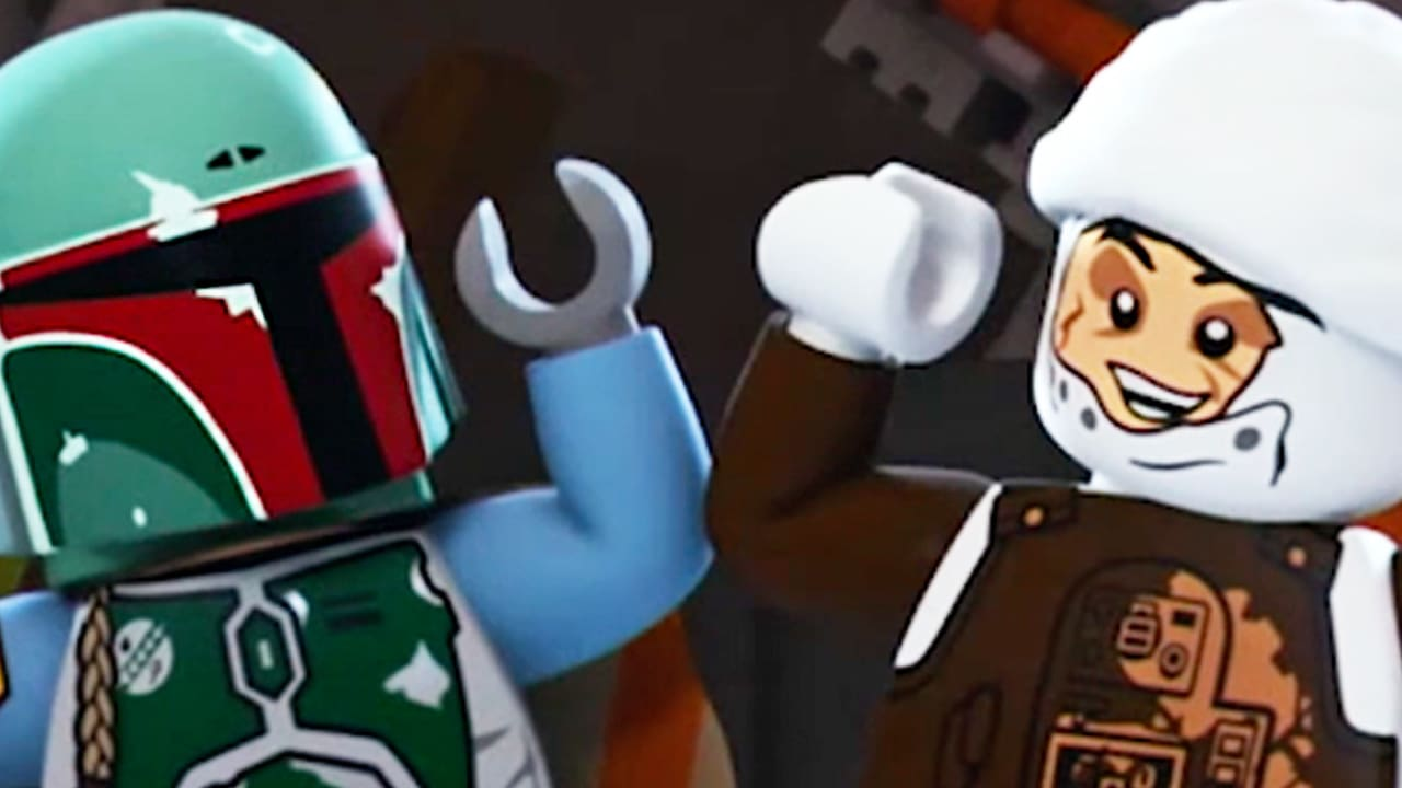 LEGO Star Wars: The Freemaker Adventures | Legends of the Star Wars Universe