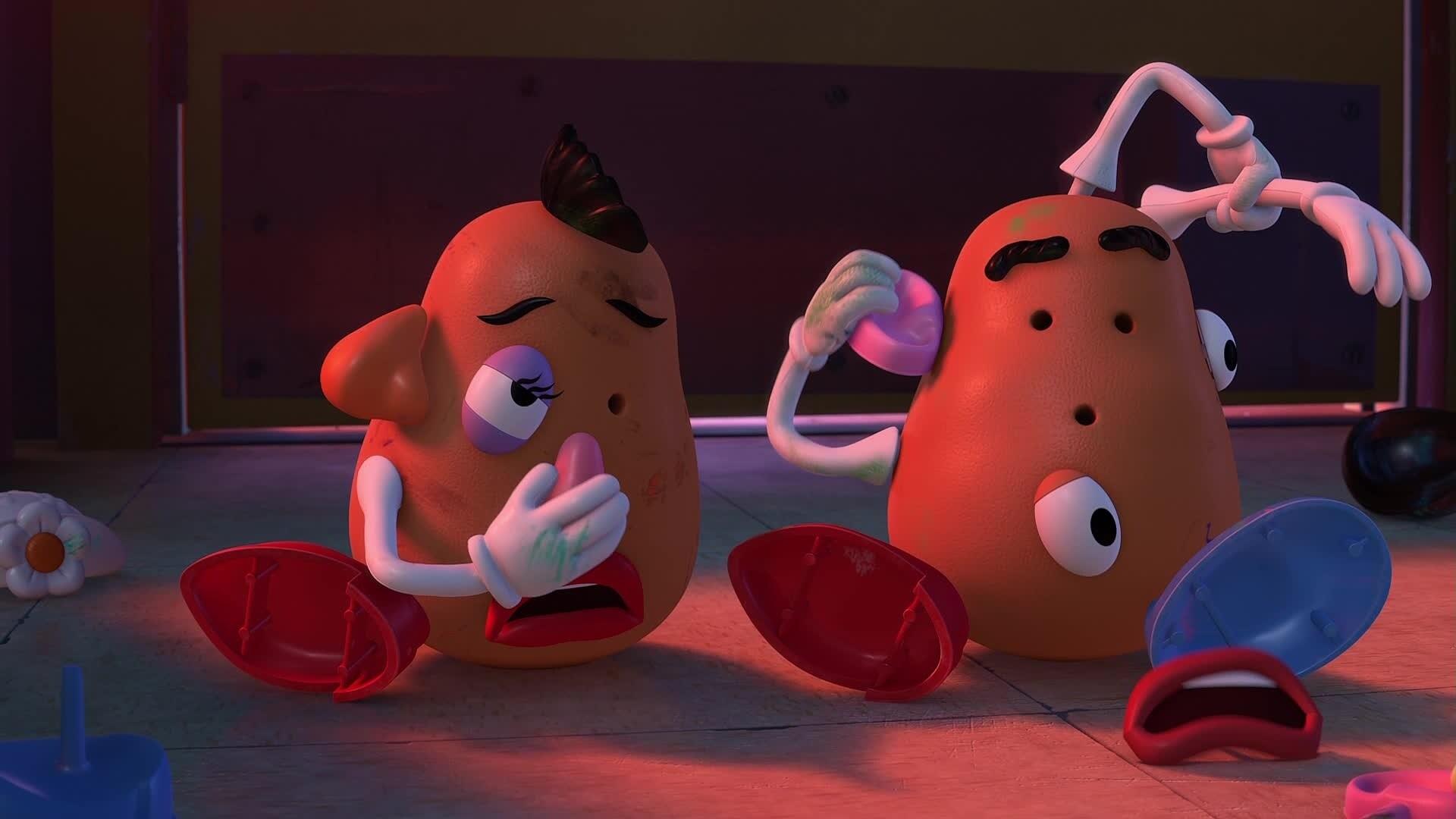Toy Story 3 - Extrait : La garderie