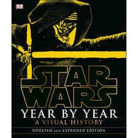 Image of Star Wars: Year by Year Book # 1
