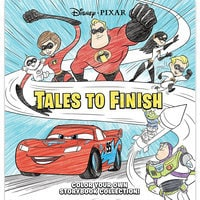 PIXAR Storybook Collection: Tales to Finish Book