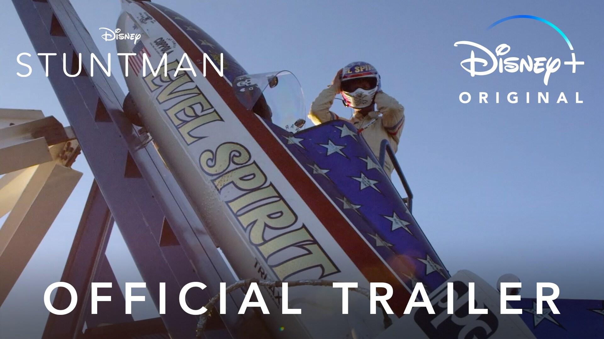 Stuntman | Official Trailer | Disney+