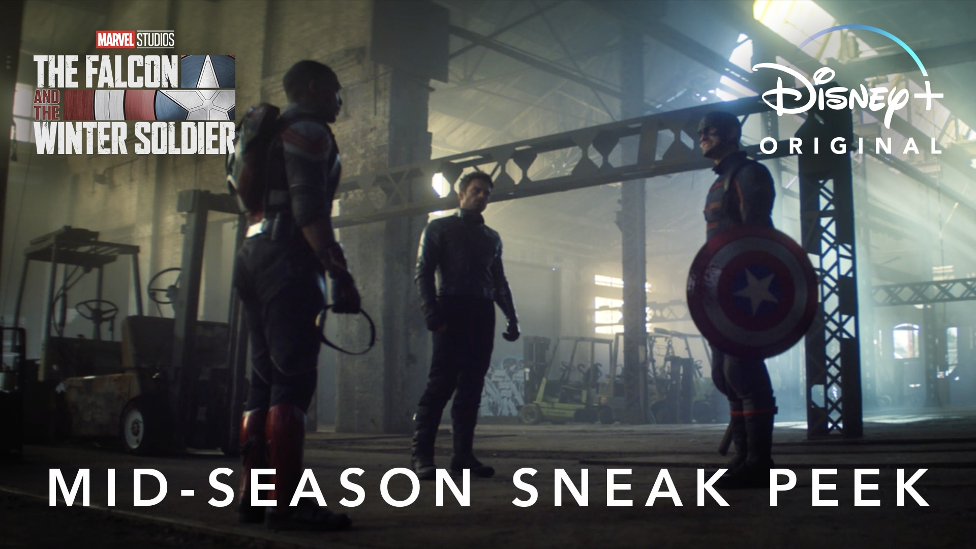 Mid-Season Sneak Peek | The Falcon and The Winter Soldier | Disney+