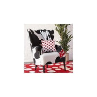 Mickey and Minnie Mouse Perfect Pair Knit Throw by Ethan Allen