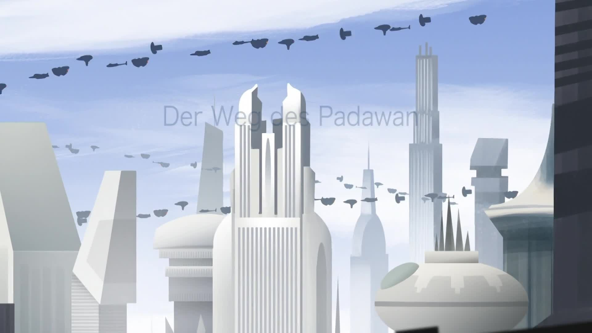 Star Wars: Die Mächte des Schicksals - Der Weg des Padawan