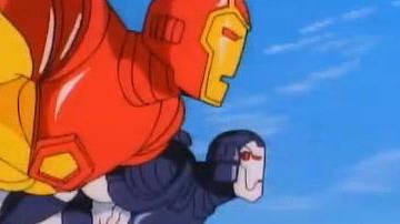 Iron Man: Iron Man To The Rescue