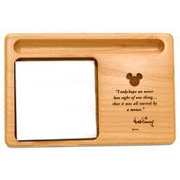 Mickey Mouse Memo Holder by Arribas - Personalizable