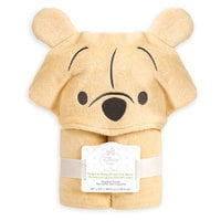 Image of Winnie the Pooh Hooded Towel for Baby - Personalizable # 5