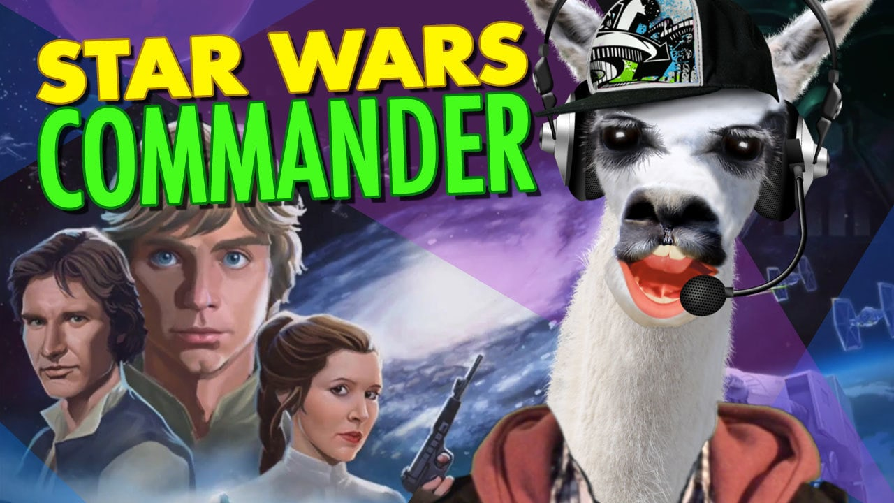 #PlaySteve – Star Wars: Commander