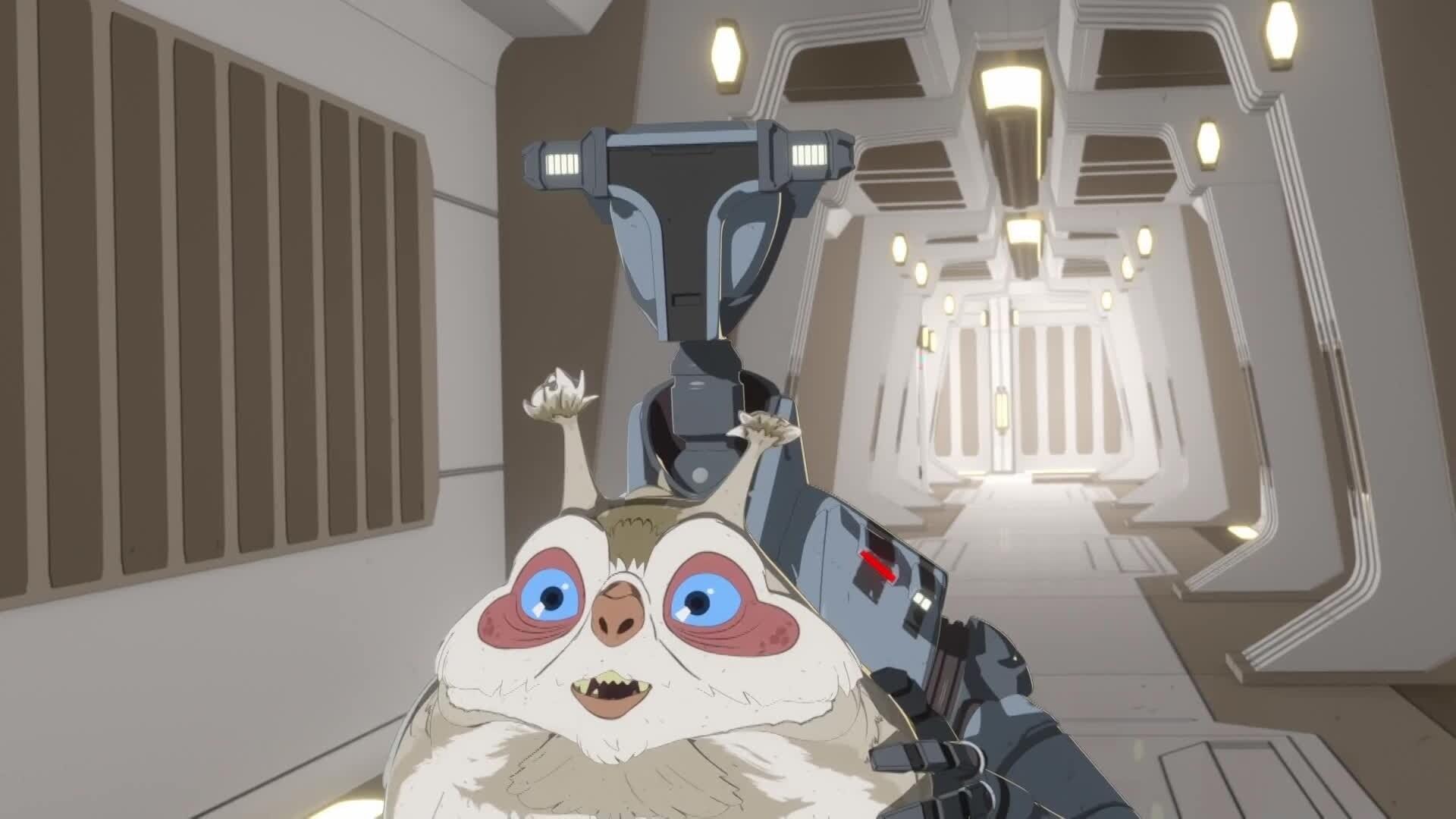 Star Wars Resistance - Geheimnisse und Hologramme