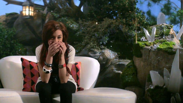 Power Up with Christina Grimmie: Bloopers 1
