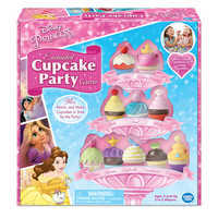 Image of Disney Princess Cupcake Party Game by Ravensburger # 2