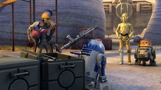 Droids in Distress Episode Guide