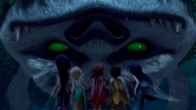 Meet Gruff - Tinker Bell and the Legend of the NeverBeast Clip