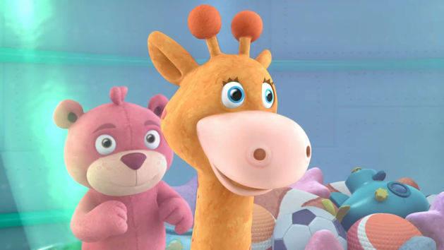 Clip - Gabby the Giraffe