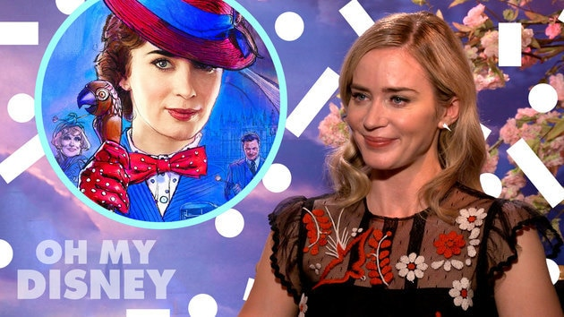 The Cast of Mary Poppins Returns on What the Movie Means to Them | Oh My Disney