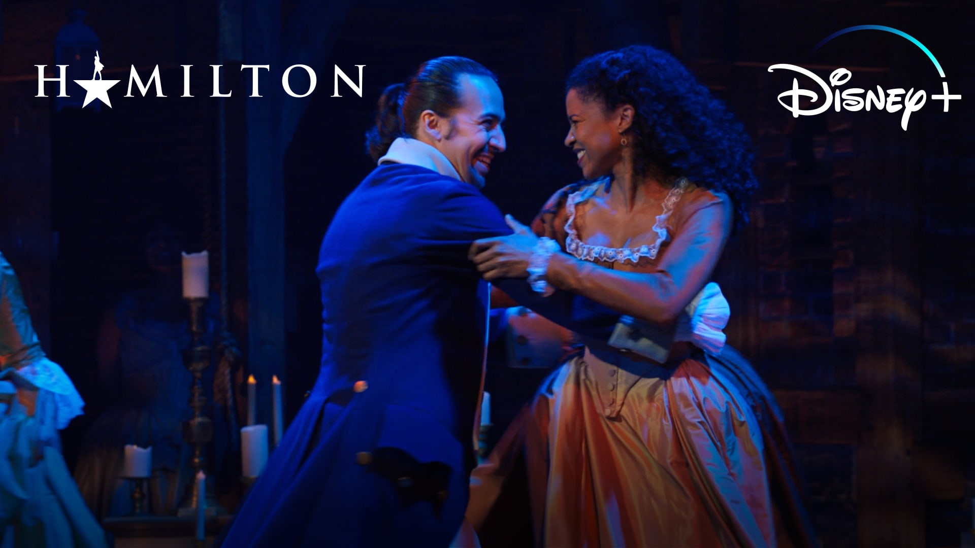 Now Streaming | Hamilton | Disney+