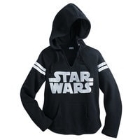 Star Wars Logo Pullover Hoodie for Women