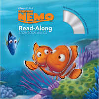 Image of Finding Nemo Read-Along Storybook and CD # 1