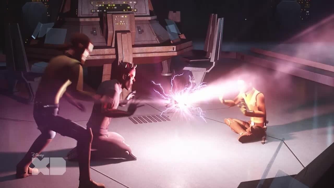 L'epica storia di Star Wars Rebels continua!
