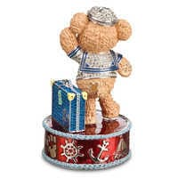 Image of Duffy the Disney Bear Figurine by Arribas Brothers # 2