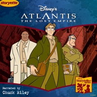 Atlantis: The Lost Empire Storyette