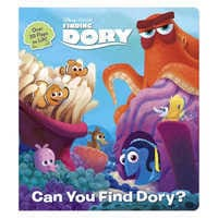 Image of Finding Dory: Can You Find Dory? Book # 1